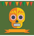 mexican ornament vector image