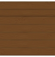Brown boards Background vector image