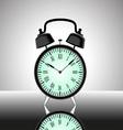 clock 01 vector image