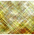 Abstract golden sparkling background vector image