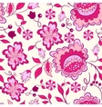 Seamless pattern can be used for wallpaper vector image vector image