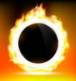 ring of Fire vector image