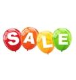 Sale Balloon Concept of Discount vector image vector image