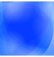 Abstract Blue Wave Background vector image