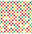 Dot pattern vector image