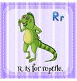 Reptile vector image
