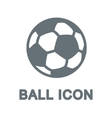 Ball Computer Icon vector image