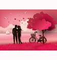 cupid love2 vector image