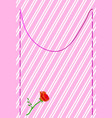 flower store vector image
