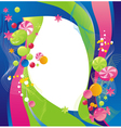sweet celebratory design vector image