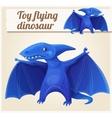 Toy flying dinosaur 7 Cartoon vector image