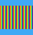 cool background rainbow coloring vector image vector image