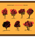 Autumn design concept vector image