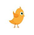 easter eggs chicks vector image