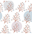 willow seamless vector image