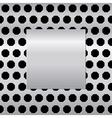 Background metal texture background vector image