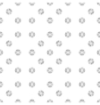 Compact Disc Seamless Pattern vector image