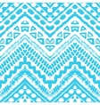 Hand drawn painted seamless pattern vector image vector image