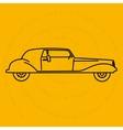 auto service design vector image