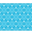 winter vintage pattern wallpaper seamless vector image