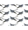 pattern of Cuckoo vector image