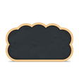 Blackboard Cloud Icon vector image