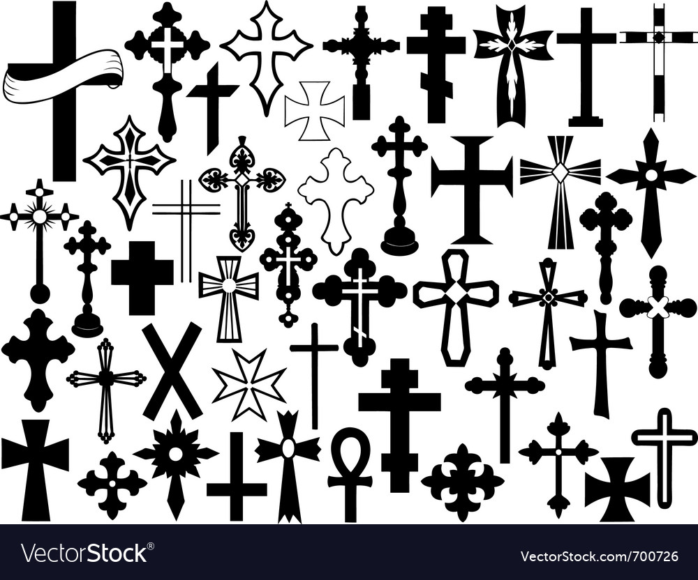Cross set vector