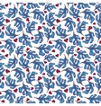 seamless graphical artistic fantasy pattern vector image
