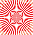 popular ray star burst grungy grunge background vector image