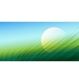 Meadow Background vector image