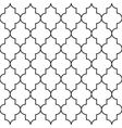 Ornamental arabic seamless pattern vector image