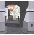 street views vector image vector image