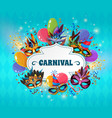 Carnival Concept vector image