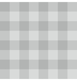 Tile grey plaid pattern vector image vector image