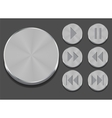 Application Sound Icon vector image