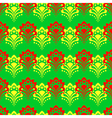 Green Seamless Background vector image vector image