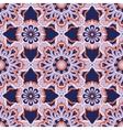 Arabesque seamless pattern vector image