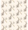 indian symbol seamless vector image