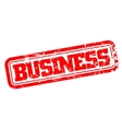 Business rubber stamp vector image