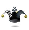 jester hat vector image