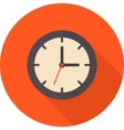 Clock Time vector image