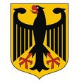 Germany Coat of arms vector image