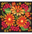 Ukrainian flowers vector image vector image