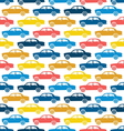 Car pattern2 vector image