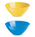 Bowl vector image vector image