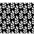 Leaf background vector image