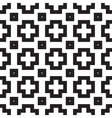 Universal different geometric seamless patterns vector image