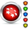 Constellation button vector image