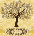 Family Reunion Invitation Card vector image vector image