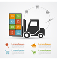 e commerce infographic 2 vector image vector image